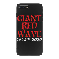 giant red wave coming iPhone 7 Plus Case | Artistshot