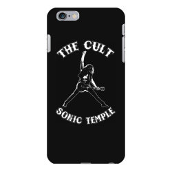 1989 the cult sonic temple tour band rock 80 iPhone 6 Plus/6s Plus Case | Artistshot