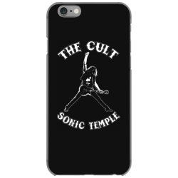 1989 the cult sonic temple tour band rock 80 iPhone 6/6s Case | Artistshot