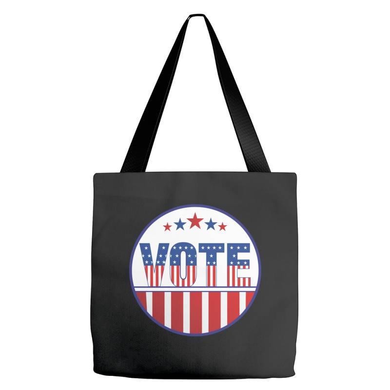 Vote The Change Tote Bags | Artistshot
