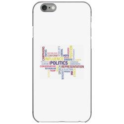 vote the change iPhone 6/6s Case | Artistshot