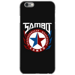 1 sambo iPhone 6/6s Case | Artistshot