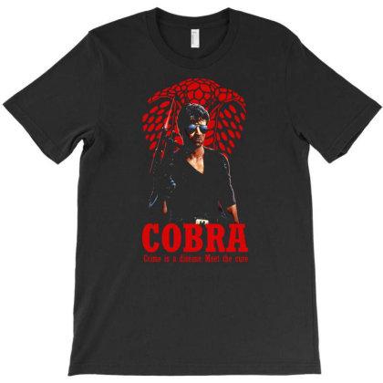 Cobra Sylvester Stallone Vintage Movie3 T-shirt Designed By Pujangga45
