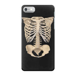 halloween costume skeleton iPhone 7 Case | Artistshot