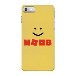 Noob robux iPhone 7 Case | Artistshot