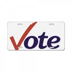 vote the change License Plate | Artistshot