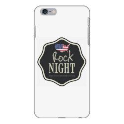 American rock night iPhone 6 Plus/6s Plus Case | Artistshot