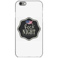 American rock night iPhone 6/6s Case | Artistshot