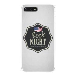 American rock night iPhone 7 Plus Case | Artistshot