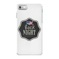American rock night iPhone 7 Case | Artistshot