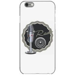 On air radio iPhone 6/6s Case | Artistshot