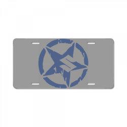 Star License Plate | Artistshot