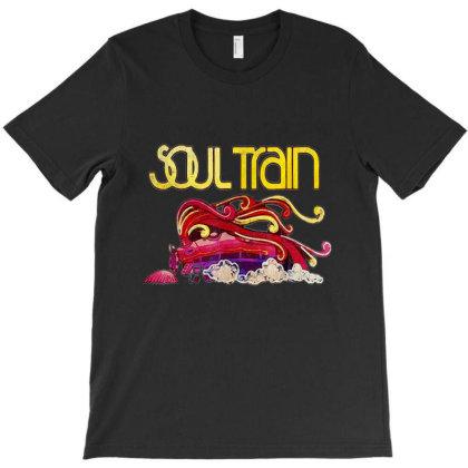 Boogie Dance Train Love Soul Tees T-shirt Designed By Ernando