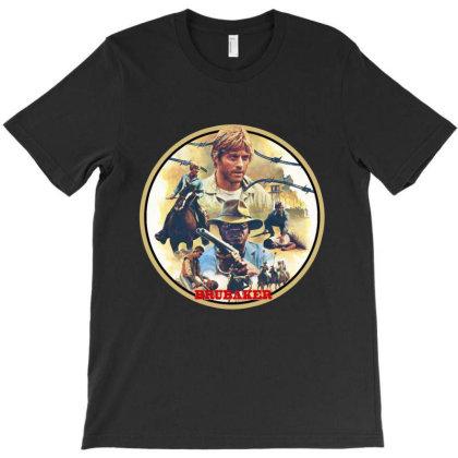 Brubaker Redford T-shirt Designed By Ernando