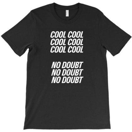 Cool No Doubt No Doubt Logo T-shirt Designed By Ariepjaelanie