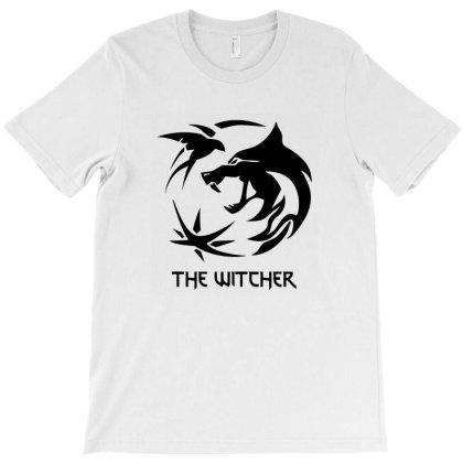 The Witcher Game T-shirt Designed By Ariepjaelanie