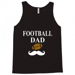 football dad t-shirt Tank Top | Artistshot