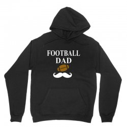 football dad t-shirt Unisex Hoodie | Artistshot