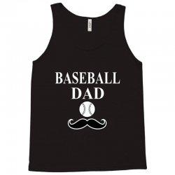 baseball dad t-shirt Tank Top   Artistshot