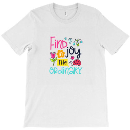 Joy T-shirt Designed By Chiks