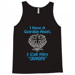 guardian angel grandpa Tank Top | Artistshot