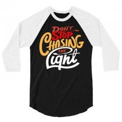 chasing 3/4 Sleeve Shirt | Artistshot