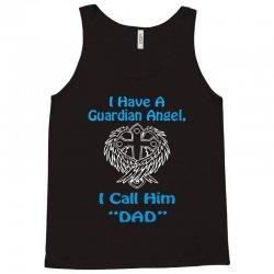 guardian angel dad Tank Top | Artistshot