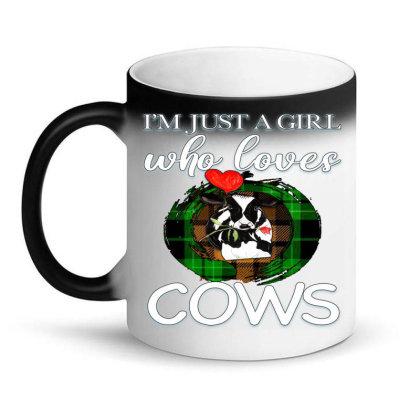 Cow Farm Animal Magic Mug Designed By Alparslan Acar
