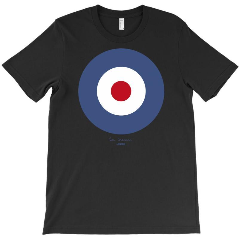 Ben Sherman Heritage Classic Target Mens Mod T-shirt   Artistshot