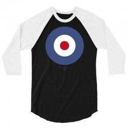 ben sherman heritage classic target mens mod 3/4 Sleeve Shirt   Artistshot