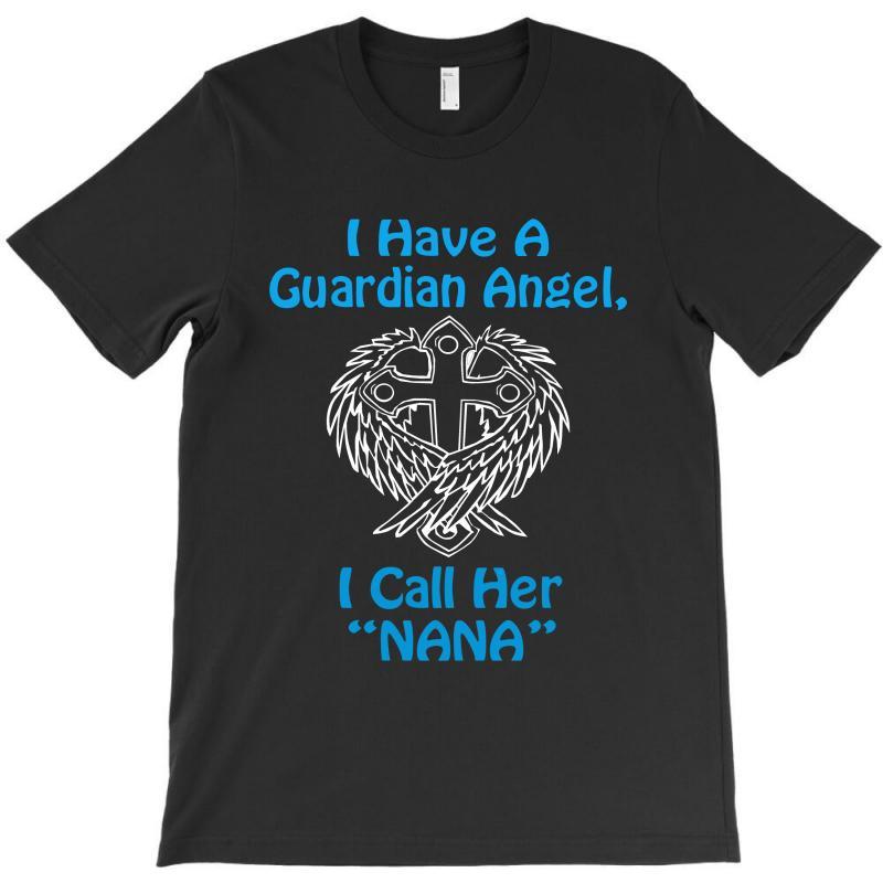 Guardian Angel Nana T-shirt | Artistshot