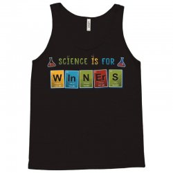 science is for winners Tank Top | Artistshot