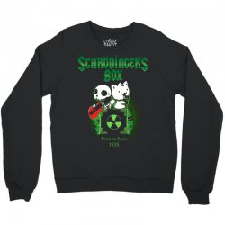 schrodinger's box Crewneck Sweatshirt | Artistshot