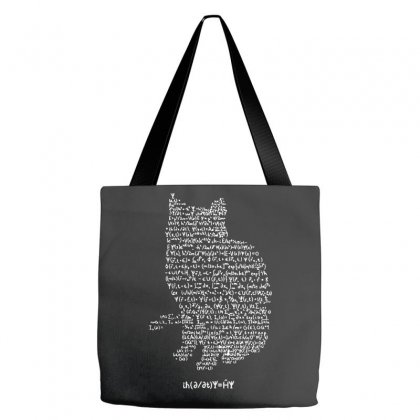 Cats Equation Tote Bags Designed By Mdk Art