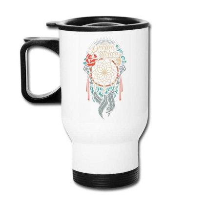 Dream Catcher Travel Mug Designed By Samkal