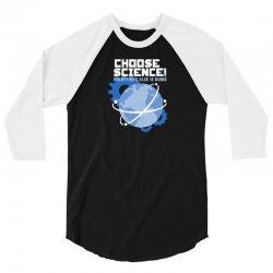 everything else is dumb 3/4 Sleeve Shirt   Artistshot