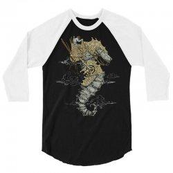 sea chariot 3/4 Sleeve Shirt   Artistshot