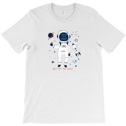 Space T-shirt Designed By Disgus_thing