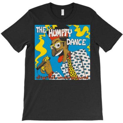1990 Digital Underground Humpty Dance Promo2 T-shirt Designed By Pujangga45