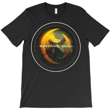 A Perfect Circle T-shirt Designed By Pujangga45