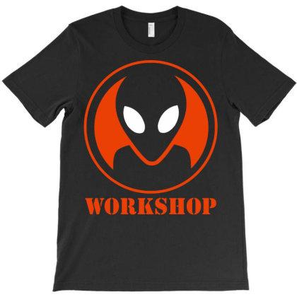 Alien Workshop5 T-shirt Designed By Pujangga45
