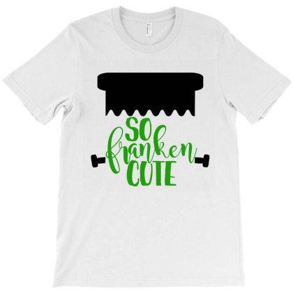 So Franken Cute Boy T-shirt Designed By Chiks