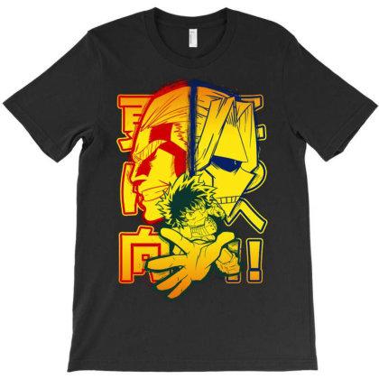 Hero Academia1 T-shirt Designed By Pujangga45