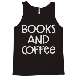 books and coffee Tank Top   Artistshot