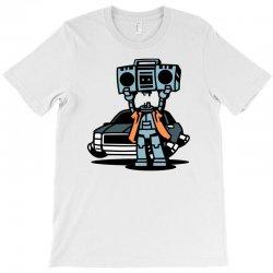 boombot serenade T-Shirt | Artistshot