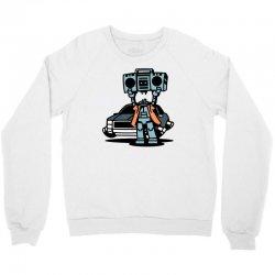 boombot serenade Crewneck Sweatshirt | Artistshot