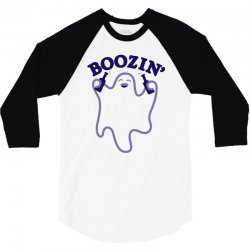 boozin' 3/4 Sleeve Shirt   Artistshot
