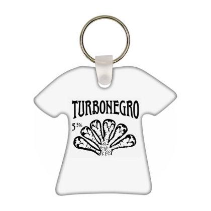 Turbonegro Deathpunk T-shirt Keychain Designed By Vonicor