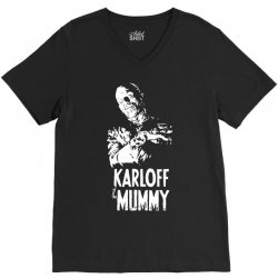 boris karloff the mummy V-Neck Tee | Artistshot