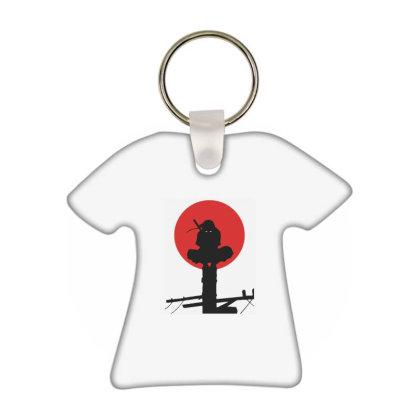 Itachi Anbu T-shirt Keychain Designed By Vonicor